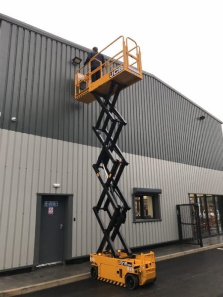 JCB Access, the fastest, safest and easiest way to elevate!!!